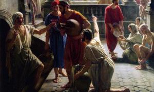 Hero of Alexandria and his Magical Jugs