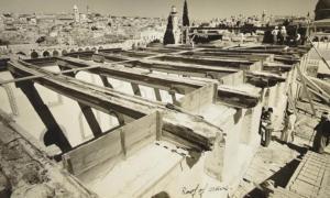 Herods Mount Temple in Jerusalem