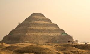 The hidden pyramid for Pharaoh Userkare may be in Saqqara, home to Djoser's famous step pyramid. Source: Juan Aunión /Adobe Stock