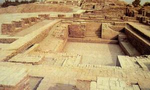 Indus Civilization - Peace and Wars