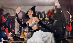 'I dreamed I went shopping in my maidenform bra.' The history of bras goes back much further in time.