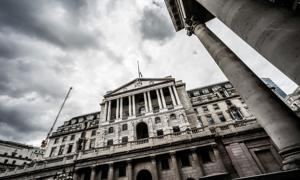 The Bank of England, Threadneedle Street, City of London, UK. Credit: KittyKat / Adobe Stock