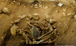 Human Remains in Spain