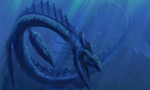 Icelandic legendary monster