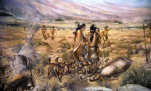 Early inhabitants of America - Idaho