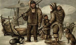 Ancient Inuits