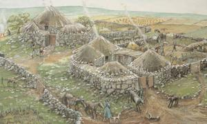 Iron Age Settlement in Scotland