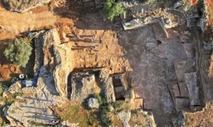 Israel Ancient Quarry - Jerusalem