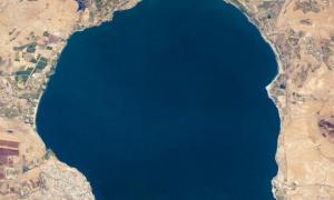 Israel Underwater Structure
