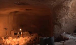 Remarkable 3,000-year-old Subterranean Tunnels Discovered in Jerusalem