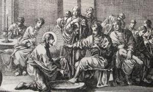 Jesus shape shifting