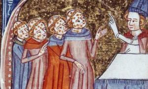 Bacteria caused Justinian Plague