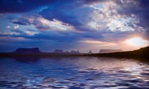 Deriv; A drowned land of Kasskara - Hopi.