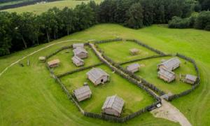 Kernavė Archaeological Site