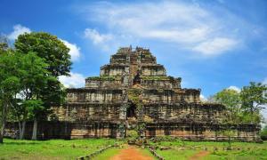 Koh Ker, Cambodia. Source: karinkamon /Adobe Stock