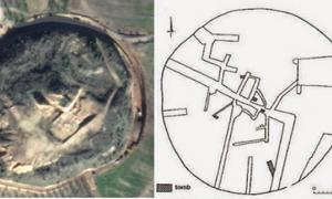 New geophysical scan suggests labyrinth of tombs lies within Amphipolis burial mound