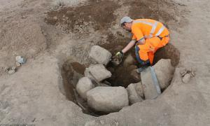 Largest Iron Age monument