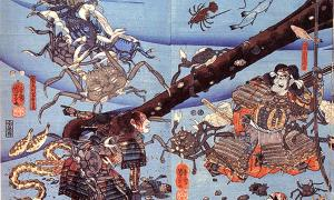 The legend of Heikegani: the Samurai ghost crabs