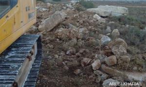 Ancient Libyan necropolis bulldozed - Cyrene