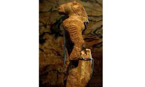 The Mystery of the Lion Man