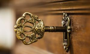 Security: The Long History of the Lock and Key