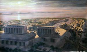 The Lost Cycle of Time - Mesopotamia Reconstruction