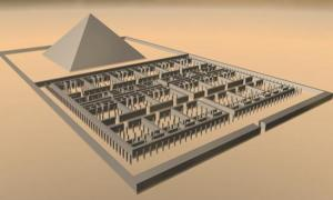 The Lost Labyrinth of Ancient Egypt