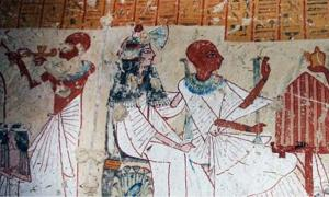 3,200-year-old tomb of chief beer-maker in Egypt