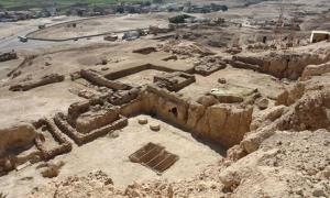 Elite tomb in Luxor