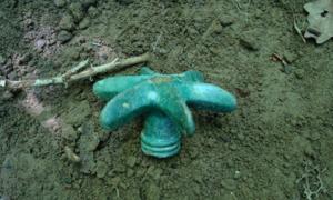 The bronze mace head, found near Dukla. Source: Zawiadowca Historii / Fair Use.