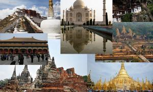Ten Magnificent Ancient Structures of Asia