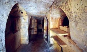 Malta Catacombs