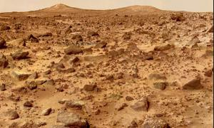 Earth life - comes from Mars