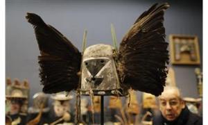 Hopi Mask Returned