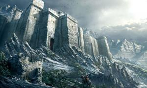Masyaf Castle, the Seat of the Assassins