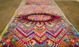 Hand-woven Mayan textiles from Guatemala
