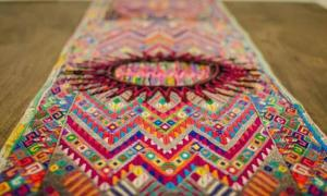 Hand-woven Mayan textiles from Guatemala