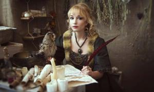 In the medieval England magic was a service industry. Source: Вероника Преображенс / Adobe Stock.