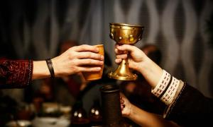 Ceramics in Heuneburg, Germany show Iron Age Celts of all social classes drank Mediterranean wine. Source: 9parusnikov /Adobe Stock