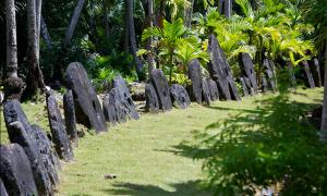 Megalithic Money - Yap Micronesia