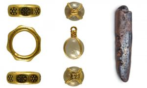 Most of the artifacts found in the treasure hoard by the metal detectorists are now missing.