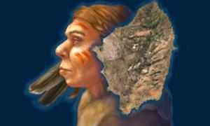 Migration of Neanderthals discovered on Naxos. Source: eleftherostypos