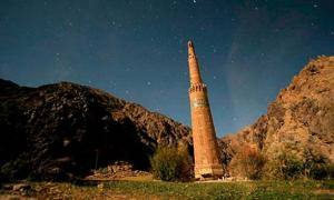 The Minaret of Jam – Last Monument of the Lost City of Turquoise Mountain