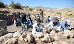 Ancient mini Göbekli Tepe discovered in Turkey. Source: Cumhuriyet Gazetesi / Facebook