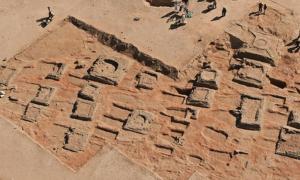 Miniature Pyramids - Sudan, Nubian
