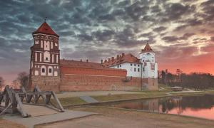Mir Castle Complex, Belarus