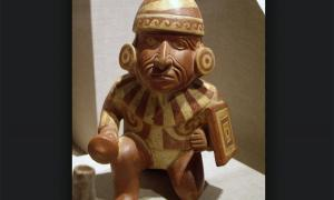 women ruled ancient Peru - Moche Culture