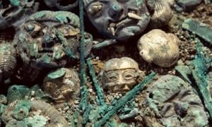 Moche Mummy - Peru, Lima
