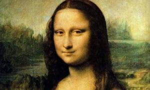 Mona Lisa - Leonardo Da Vinci