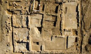 1,500-year-old monastery uncovered in Negev Desert
